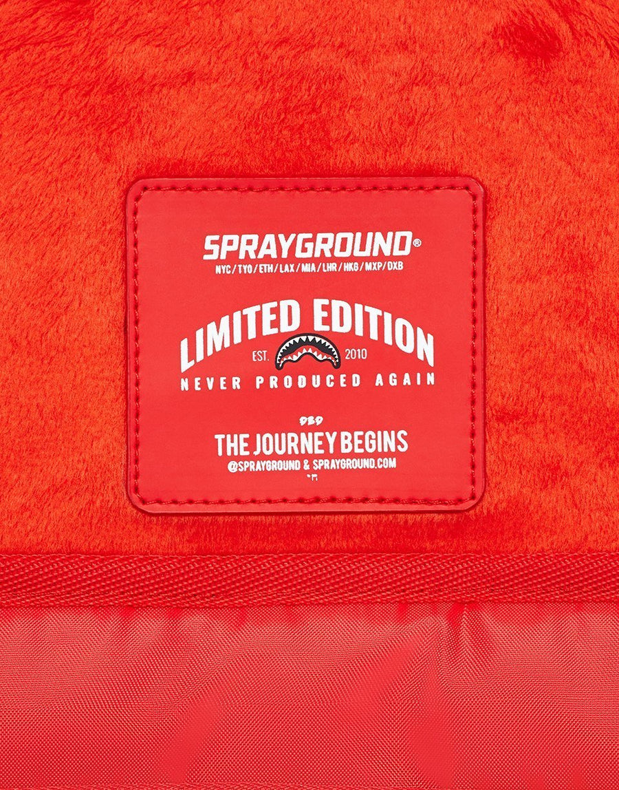 SPRAYGROUND- WHERE THE #$%&* IS WALDO? BACKPACK