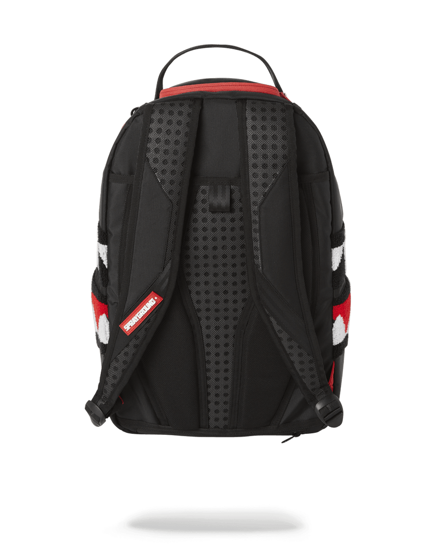 SPRAYGROUND- ALIEN SHARK BACKPACK (ONE OF ONE) BACKPACK