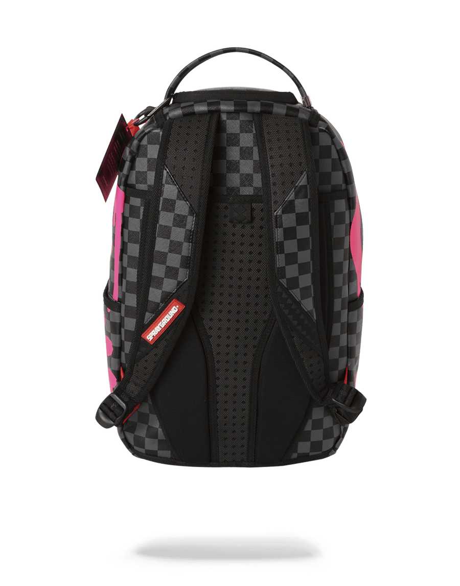 SPRAYGROUND- REAL FAKE BACKPACK (ONE OF ONE) BACKPACK