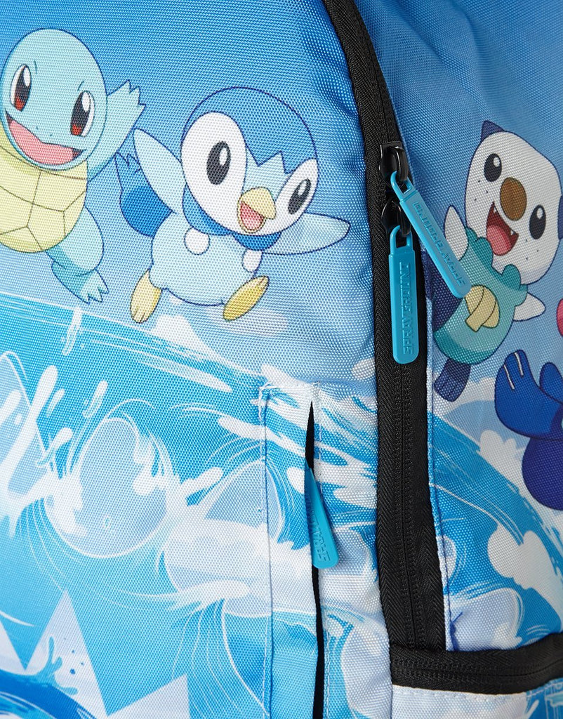 SPRAYGROUND- POKEMON SQUIRTLE WATER SHARK BACKPACK