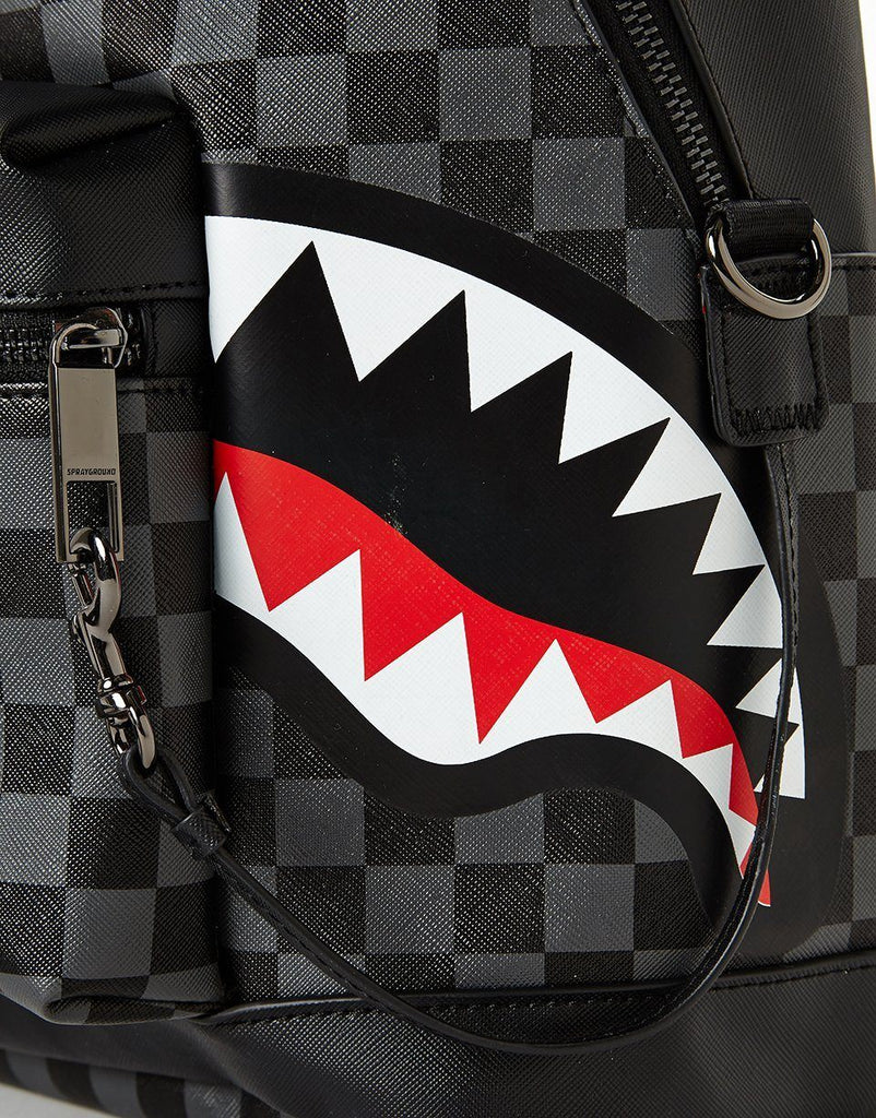 SHARKS IN PARIS (BLACK CHECKERED EDITION)