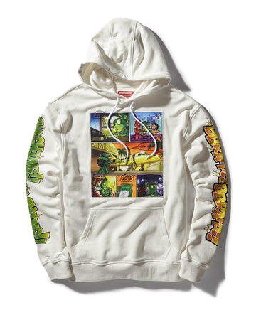 MONEY BEAR COMIC LIFE HOODY