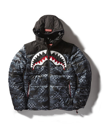 3AM ZIP-UP PUFFER JACKET