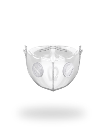 SPRAYGROUND CLEAR MASK (ADULT)