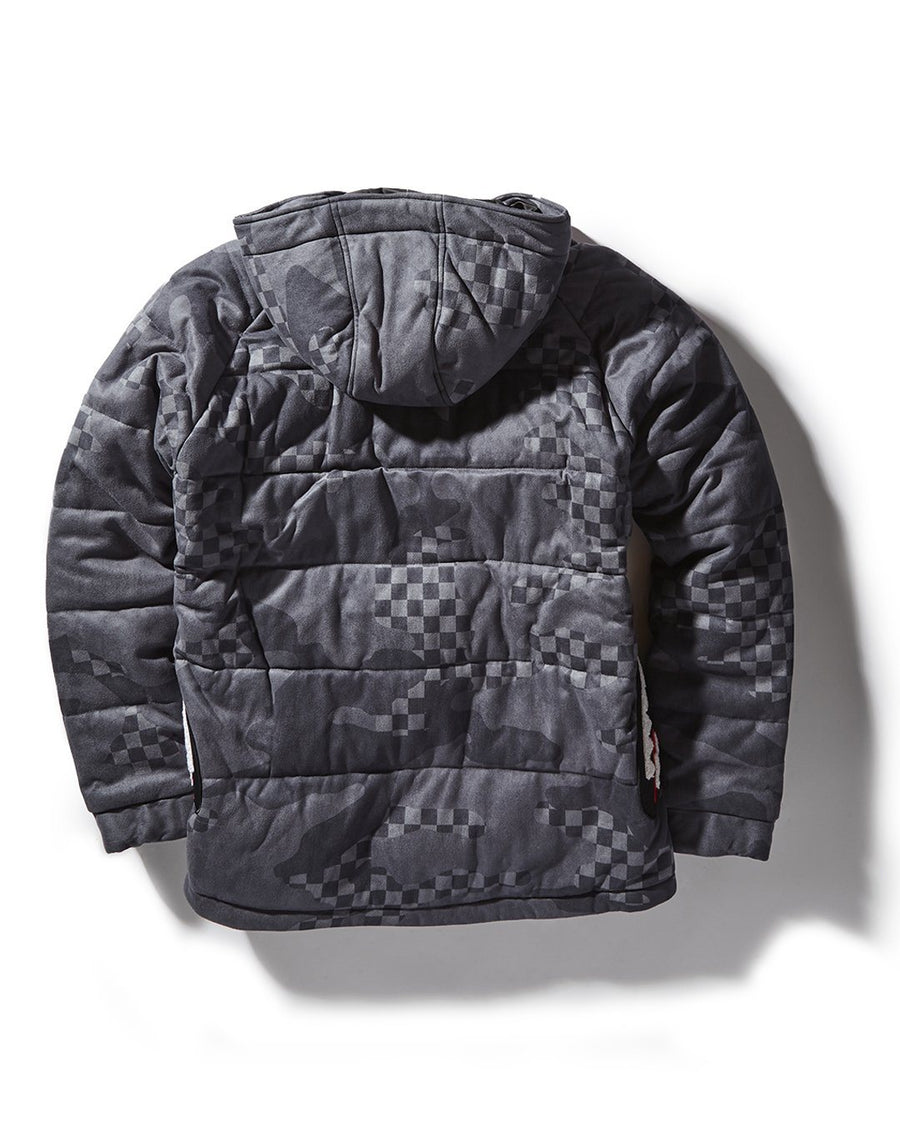 3AM PULL-OVER PUFFER JACKET