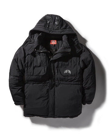 BLACK SHARK SKI JACKET