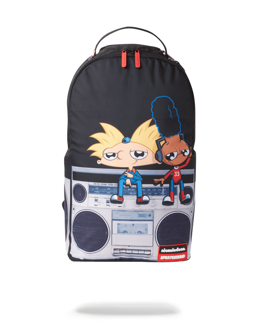 SPRAYGROUND- HEY ARNOLD: ANIME ON STEREO BACKPACK BACKPACK