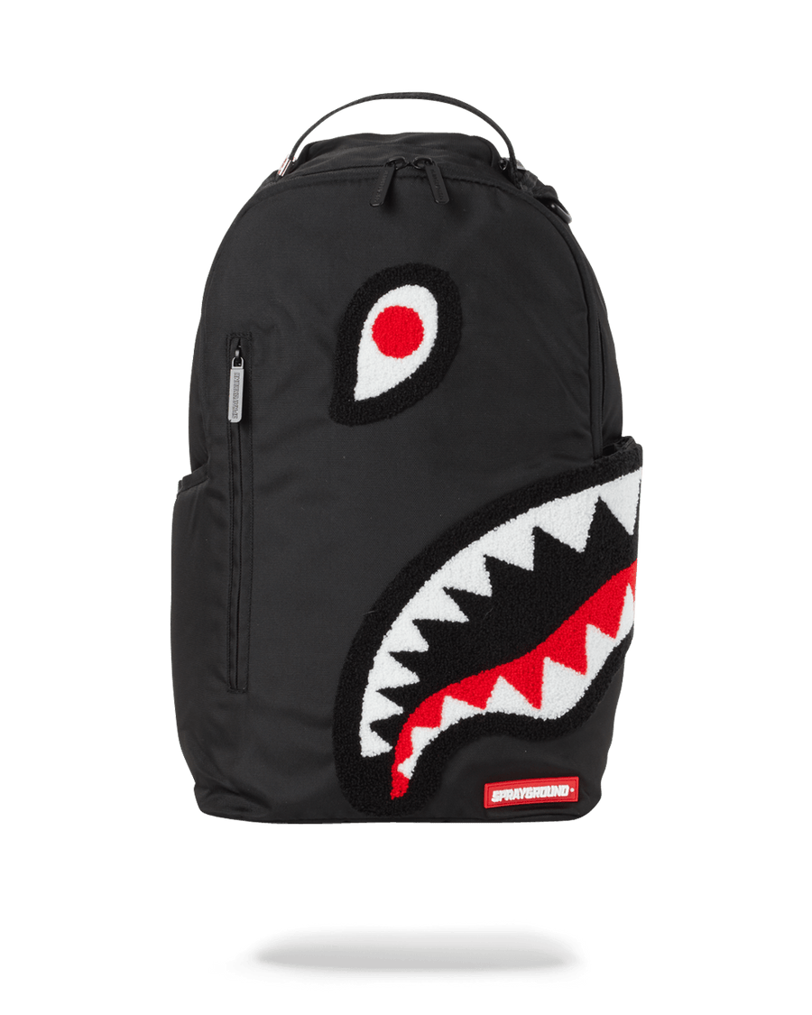 SPRAYGROUND- TORPEDO SHARK (NIGHT) BACKPACK BACKPACK