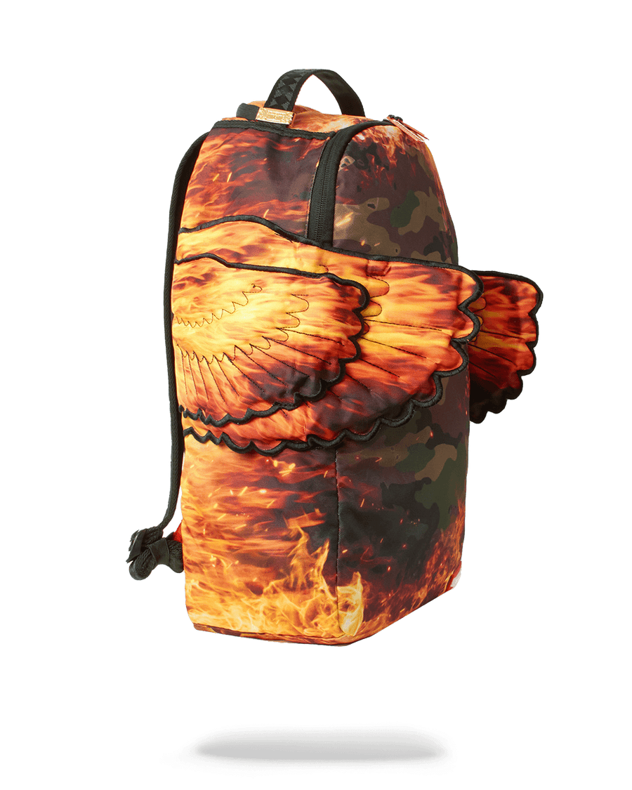 THE LIL TJAY FALLIN ANGEL 4 WING BACKPACK
