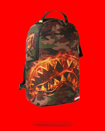 THE LIL TJAY BURNER SHARK DLX BACKPACK