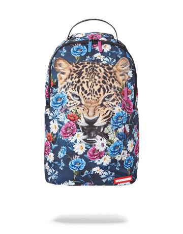 SPRAYGROUND- LEOPARD BABY BACKPACK BACKPACK
