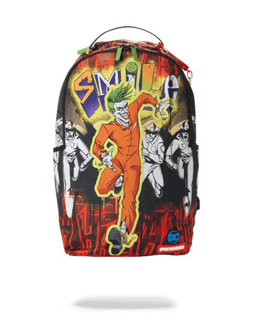 THE JOKER: CAN'T CATCH ME BACKPACK