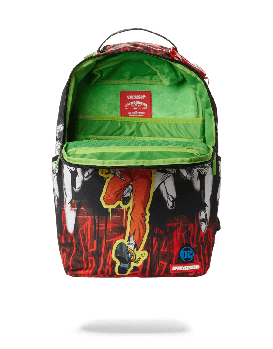 SPRAYGROUND- THE JOKER: CAN'T CATCH ME BACKPACK BACKPACK