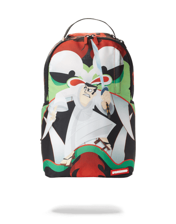 SPRAYGROUND- SAMURAI JACK: ATTACK BACKPACK BACKPACK
