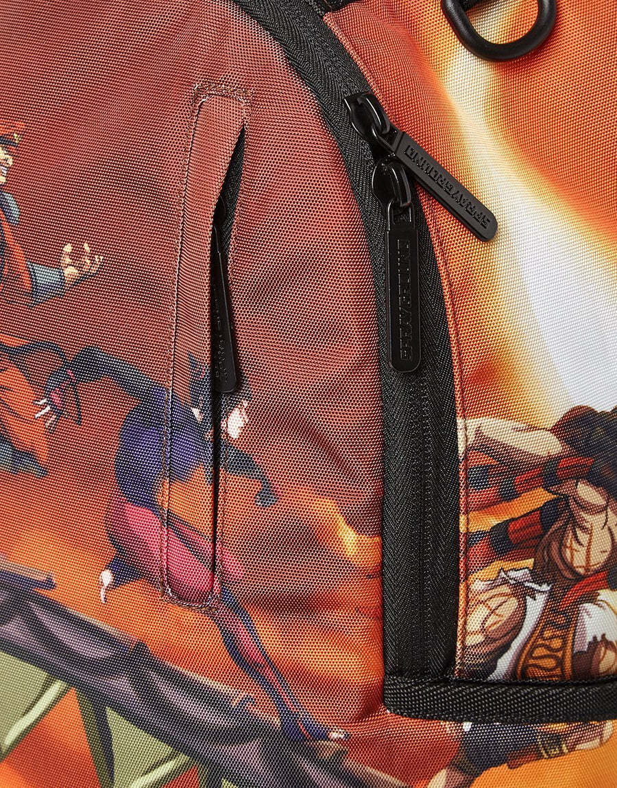 STREET FIGHTER: VILLAINS ON THE RUN BACKPACK