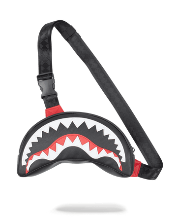 SHARKMOUTH CROSSBODY