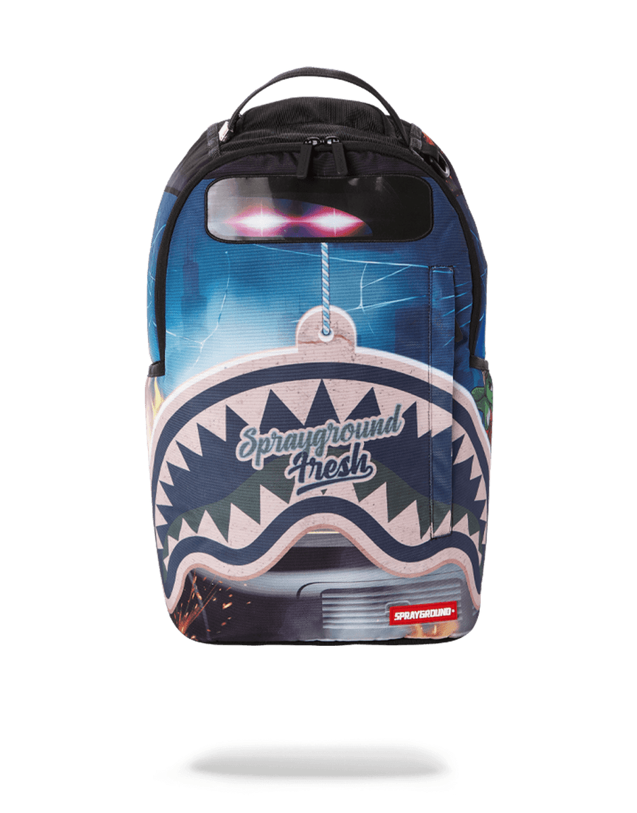 SPRAYGROUND- THAT NEW CAR SMELL BACKPACK BACKPACK