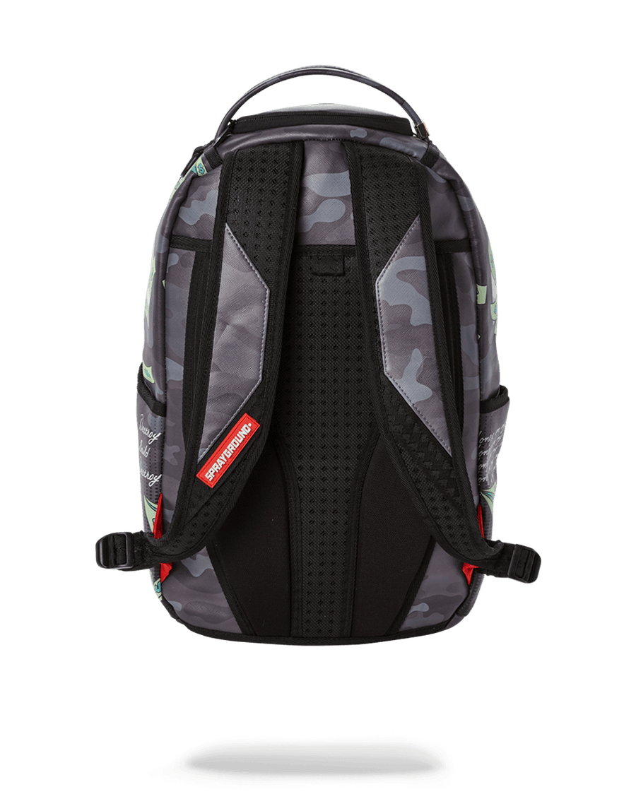 SPRAYGROUND- MONEY MONSTER BACKPACK BACKPACK