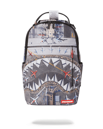 SPRAYGROUND- GLOBAL ENTRY BACKPACK BACKPACK