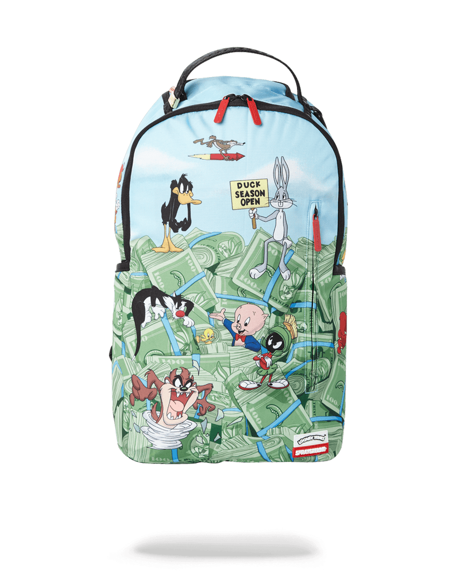 LOONEY TUNES PLAYTIME BACKPACK