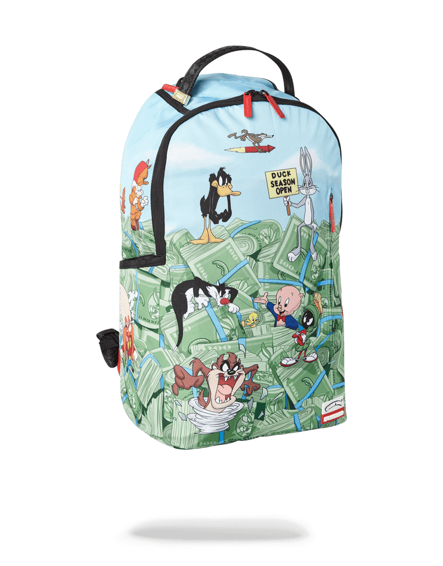SPRAYGROUND- LOONEY TUNES PLAYTIME BACKPACK BACKPACK