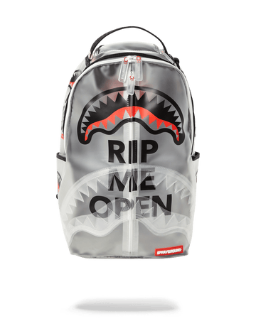SPRAYGROUND- RIP ME OPEN BACKPACK BACKPACK
