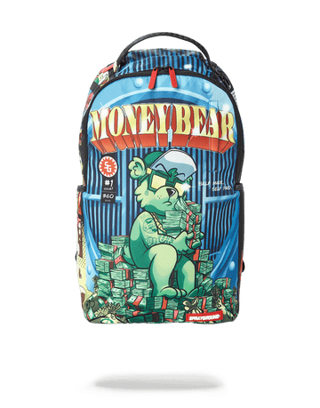 MONEY BEAR: THE MONEY SHOT BACKPACK