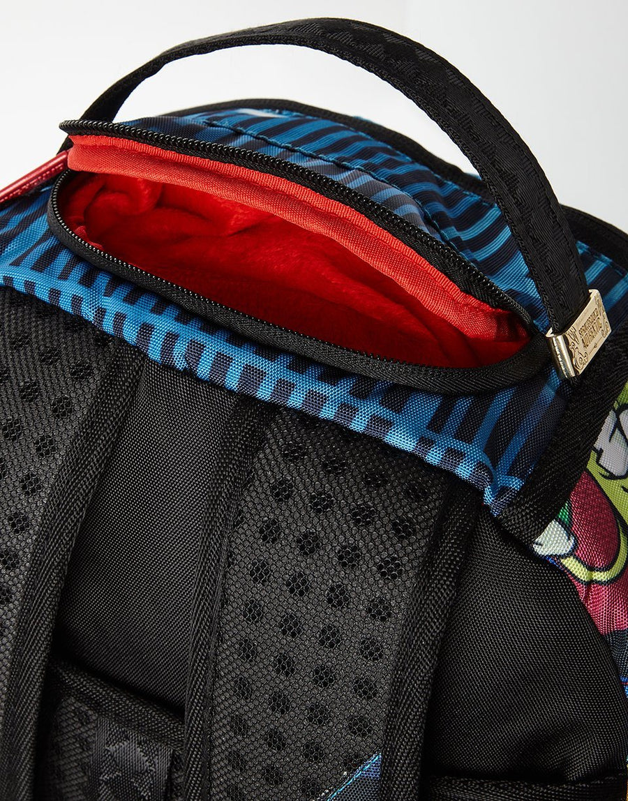 SPRAYGROUND- MONEY BEAR: THE MONEY SHOT BACKPACK BACKPACK