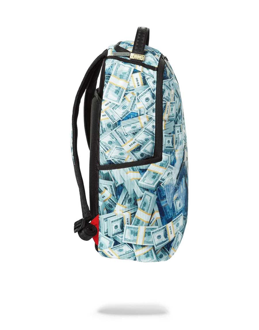 SPRAYGROUND- DON'T MESS WITH THE BEST BACKPACK BACKPACK