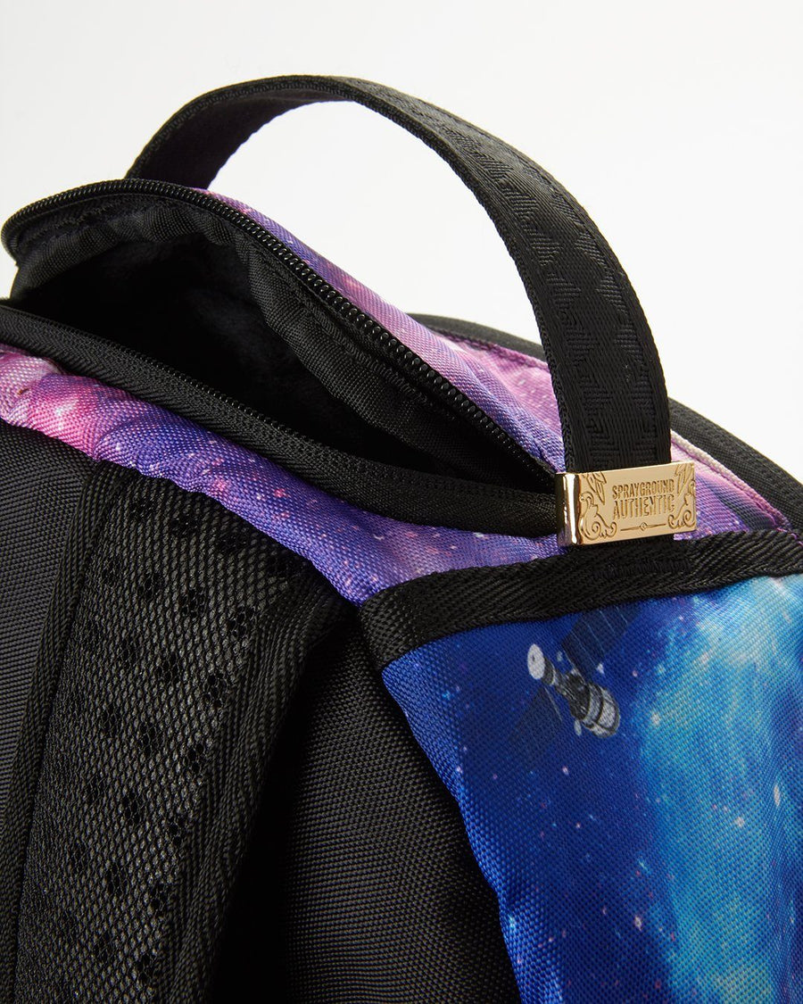 SPRAYGROUND- SPACED OUT BACKPACK BACKPACK