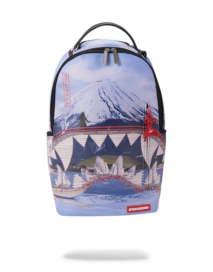 SPRAYGROUND- SACRED MOUNTAIN BACKPACK BACKPACK