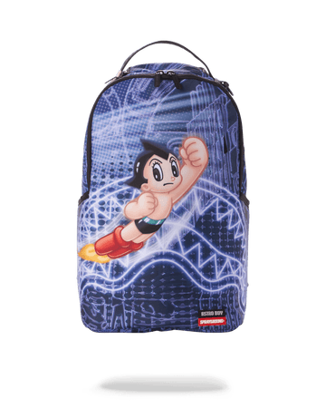 SPRAYGROUND- ASTRO BOY: MADE READY BACKPACK BACKPACK