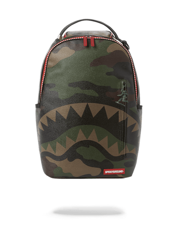 SPRAYGROUND- COMMANDO BACKPACK BACKPACK