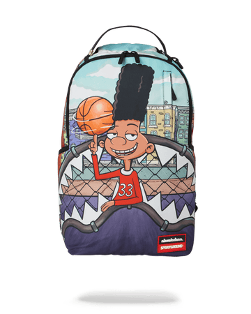 SPRAYGROUND- HEY ARNOLD: GERALD SHARK BACKPACK BACKPACK