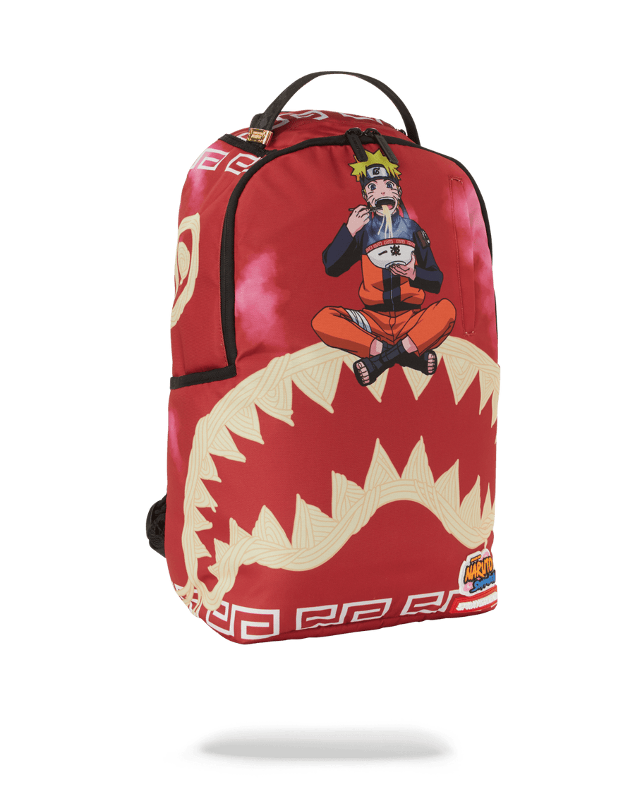 SPRAYGROUND- NARUTO RAMEN SHARK BACKPACK BACKPACK