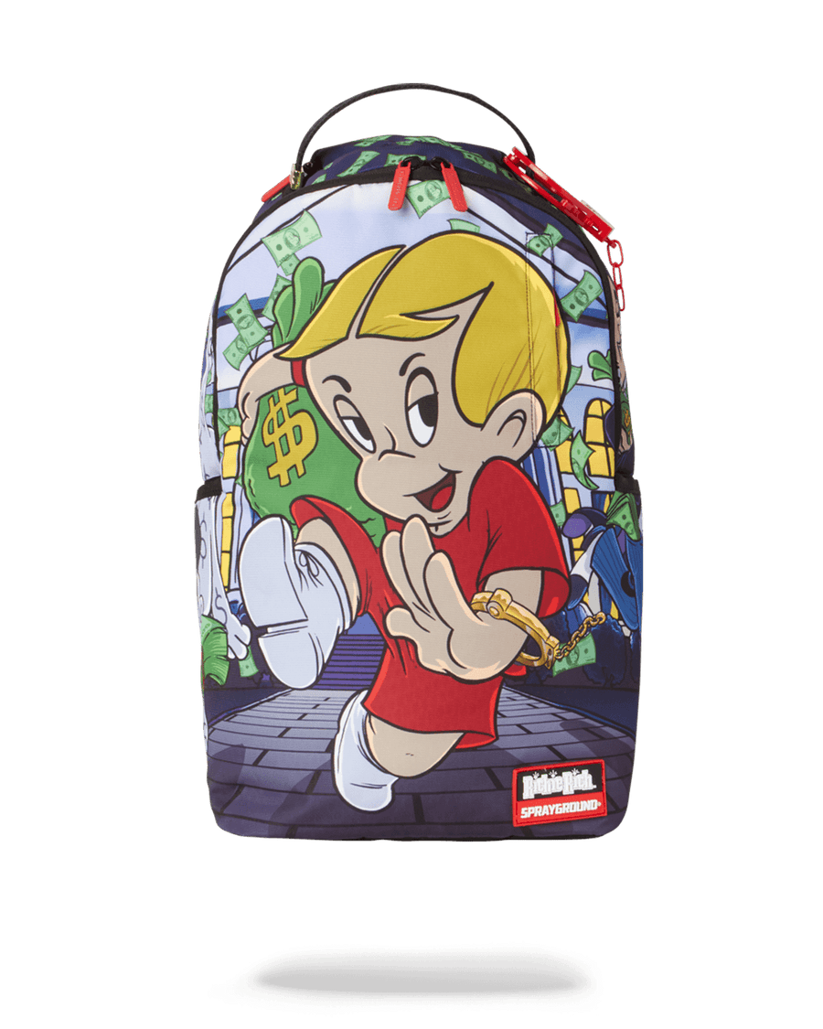 RICHIE RICH: ON THE RUN BACKPACK