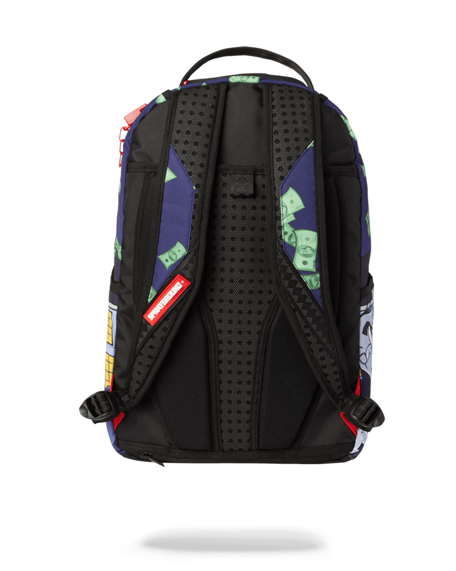 SPRAYGROUND- RICHIE RICH: ON THE RUN BACKPACK BACKPACK