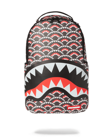 SPRAYGROUND- MONOGRAM BACKPACK BACKPACK