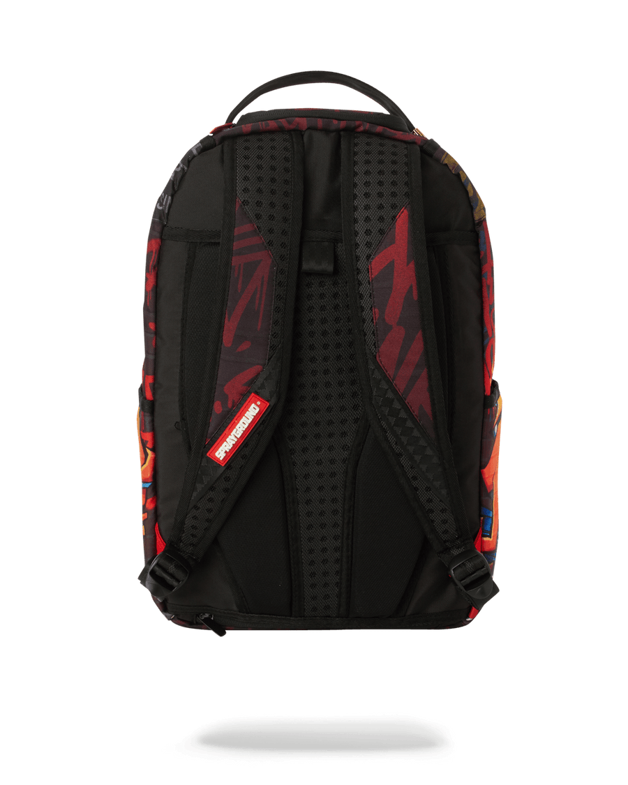 SPRAYGROUND- EL BARTO BACKPACK BACKPACK