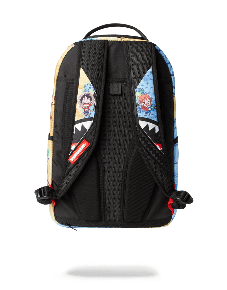 SPRAYGROUND- ONE PIECE: TREASURE CHEST BACKPACK BACKPACK