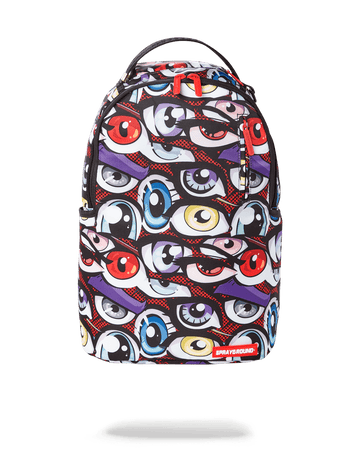 SPRAYGROUND- ALL EYES ON YOU BACKPACK BACKPACK
