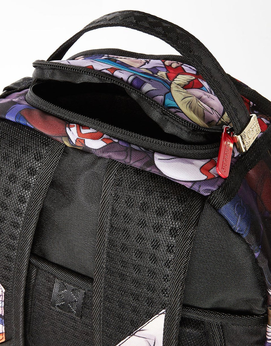 SPRAYGROUND- STREET FIGHTER MASHUP BACKPACK BACKPACK