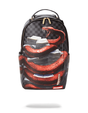 SPRAYGROUND- RATTLE$TACKS BACKPACK BACKPACK