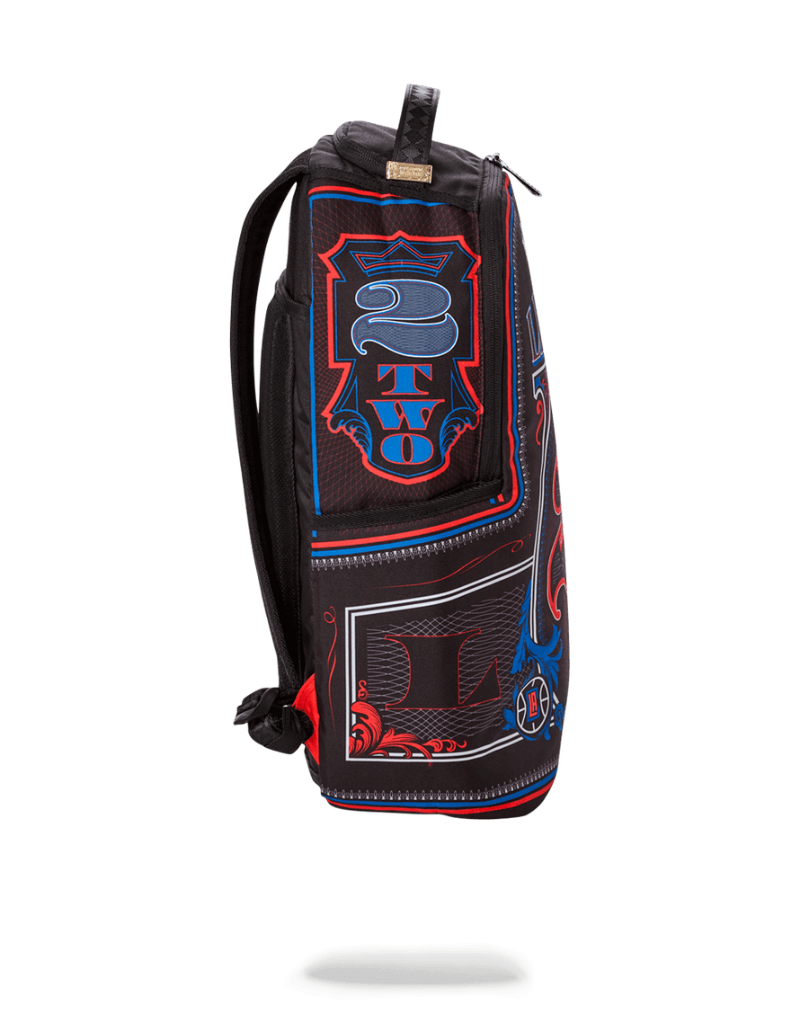 SPRAYGROUND- NBA LEONARD MONEY BACKPACK BACKPACK