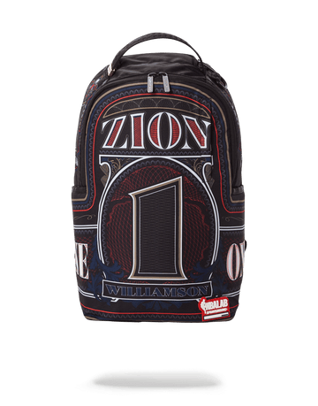 SPRAYGROUND- NBA ZION MONEY BACKPACK BACKPACK