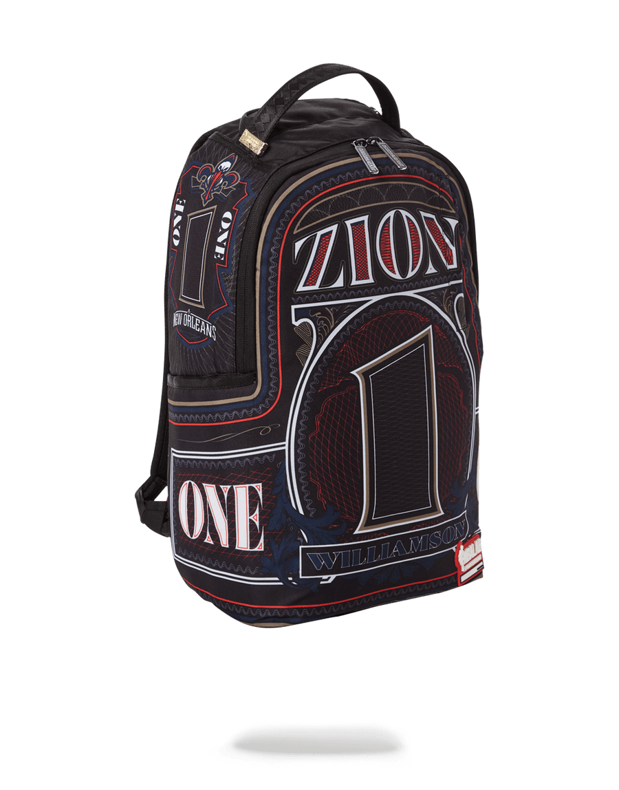 NBA ZION MONEY BACKPACK