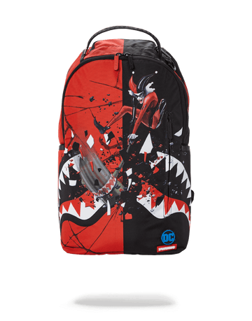 SPRAYGROUND- HARLEY QUINN: SMASH BACKPACK BACKPACK