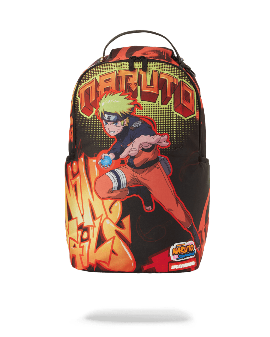 SPRAYGROUND- NARUTO: CREATIVE OUTCASTS BACKPACK BACKPACK