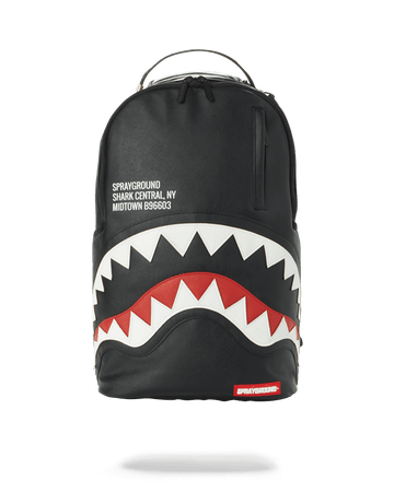 THE AFROJACK SHARK BACKPACK