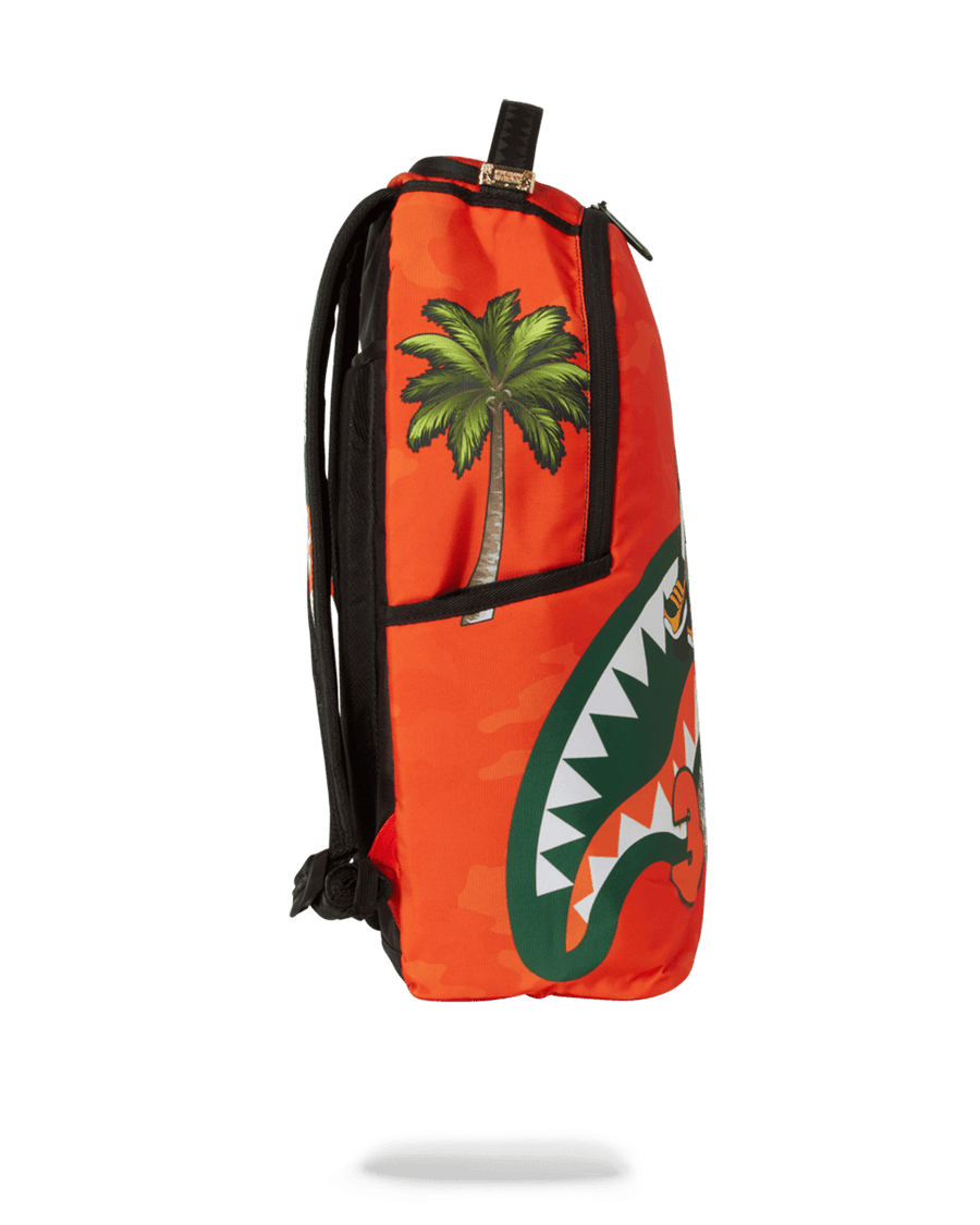 SPRAYGROUND- MIAMI HURRICANES BACKPACK BACKPACK